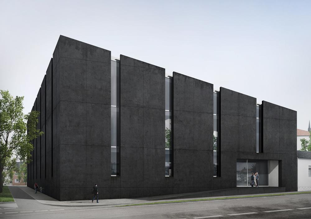 Hafven_Coworking Space Hannover von Mensing Timofticiuc Architekten
