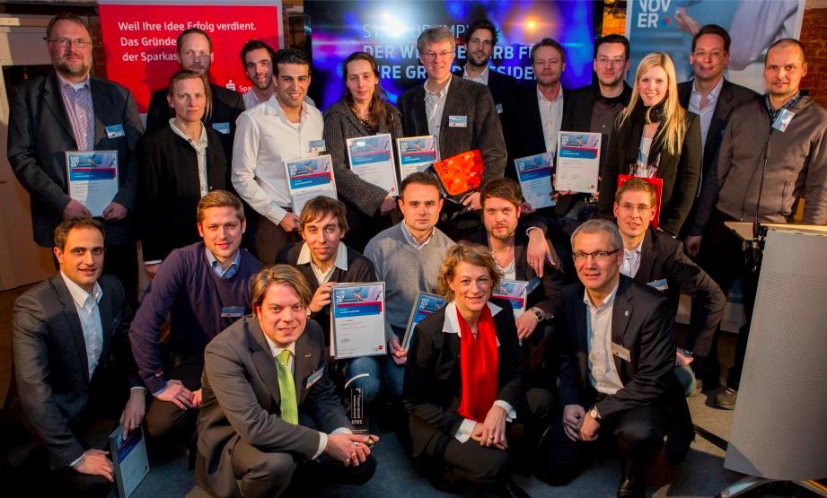 StartUp-Impuls Hannover Gewinner